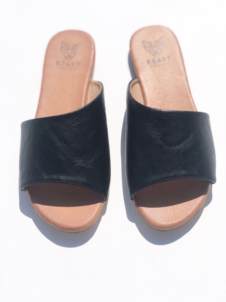 open side sandal