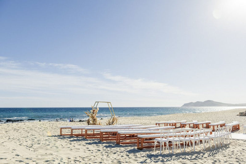 A Breathtaking Destination Wedding at Solaz Los Cabos