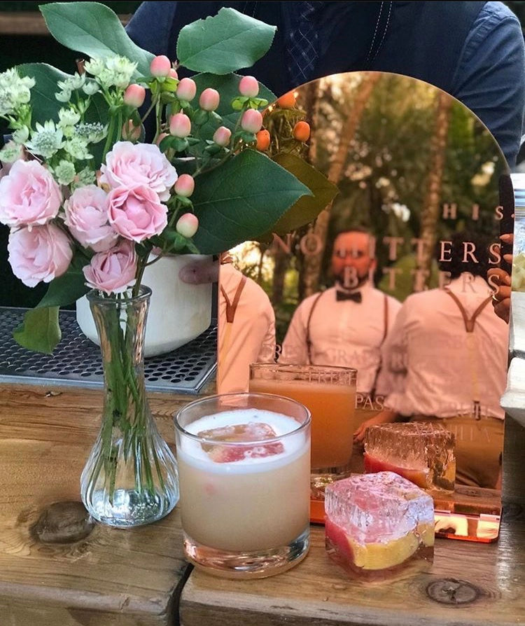 wedding craft cocktails