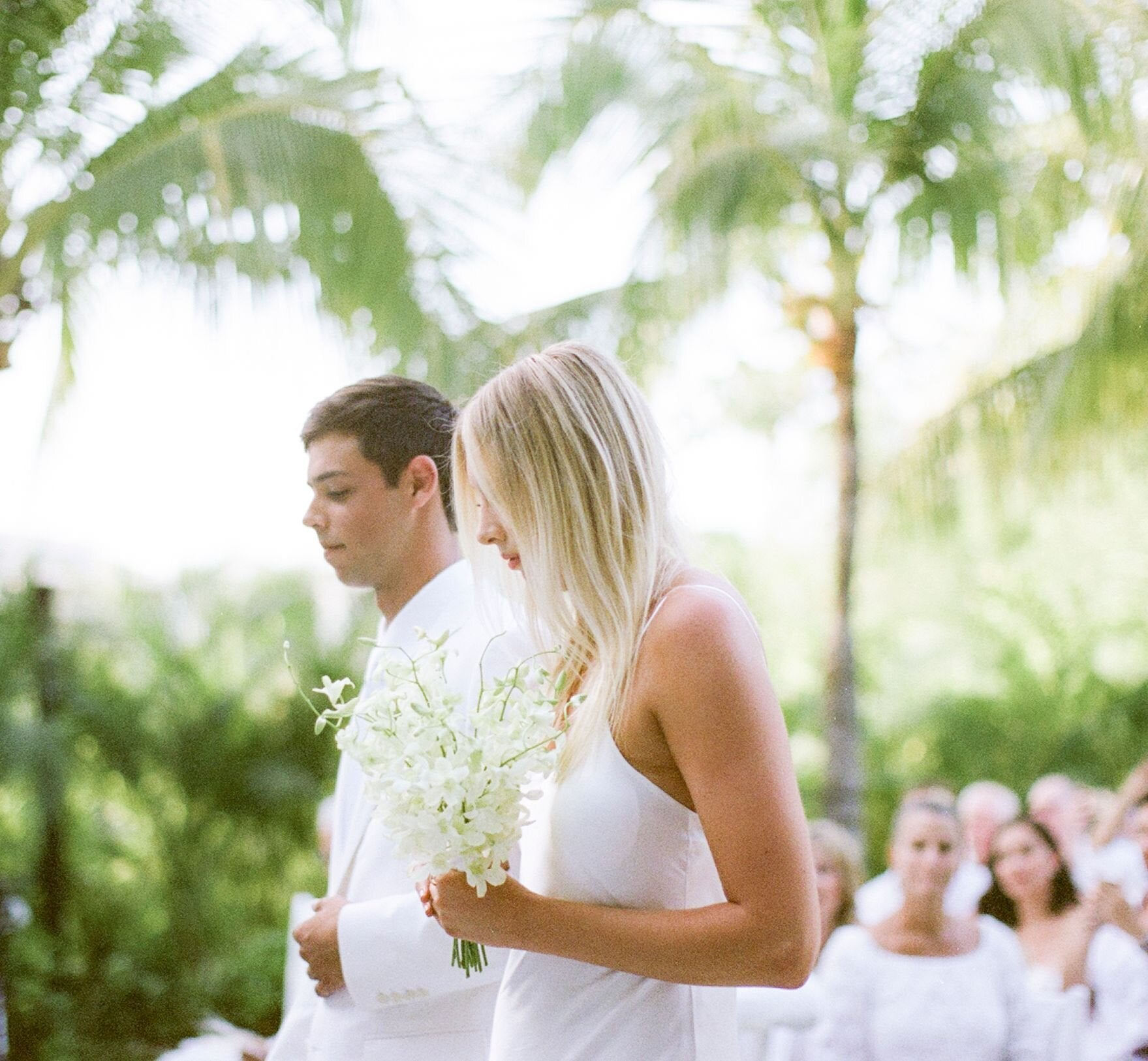 Beach destination wedding in Rosewood Mayakoba