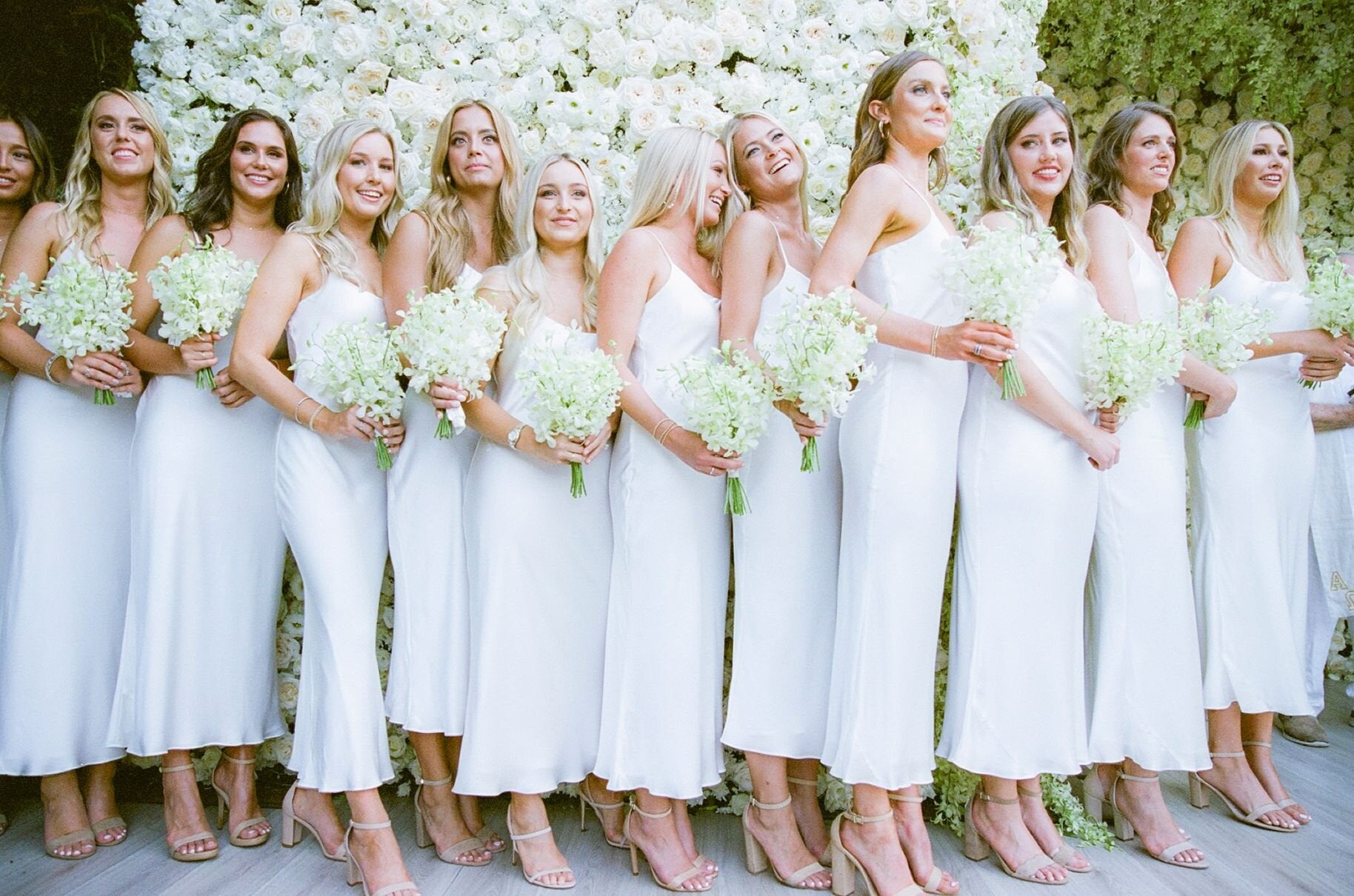 Stone cold fox bridesmaids dresses