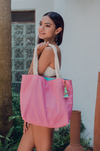 ACUARELA / bridesmaid beach bag