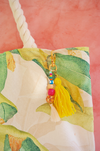 tropical bachelorette party welcome bags