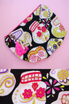 MEMPHIS  80s / makeup bag