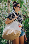 Mexican oversized beach bag