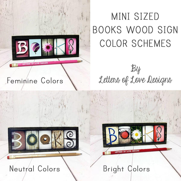 Teacher Gift, Read Books. Read Sign, Books Sign, Gifts for Teachers