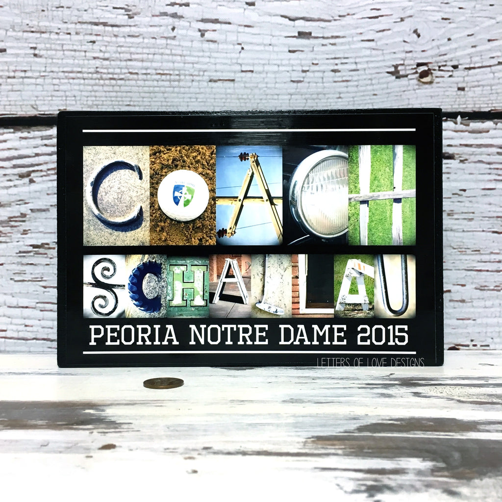 coach gift, baseball coach gift, baseball sign, personalized coach ...