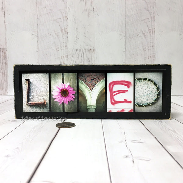 You are Loved Sign, Zephaniah 3:17, Gifts for Women, Mother's Day Gift
