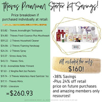Young Living Product Purchase through Nikki at 10% off Retail