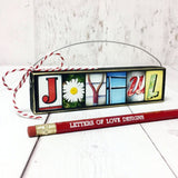Christmas Ornament, Custom Name Ornament, Christmas Gift, Custom Ornament, Wooden Ornament