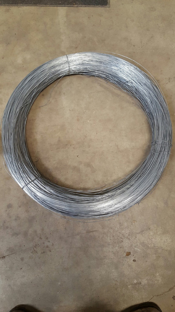 Wire, Soft galv. 14 gage