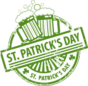 Happy St Patrick Day!