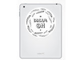 2 x Dream On Vinyl Stickers Travel Luggage #10196