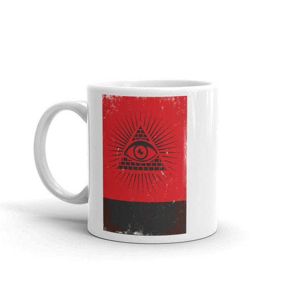 All Seeing Eye High Quality 10oz Coffee Tea Mug #10586