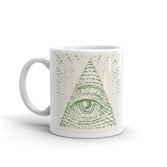 All Seeing Eye High Quality 10oz Coffee Tea Mug #10721