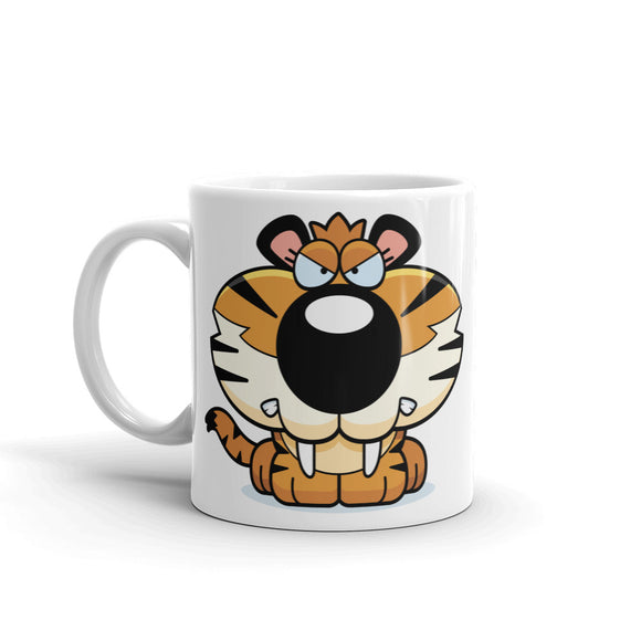 Tiger High Quality 10oz Coffee Tea Mug #10725
