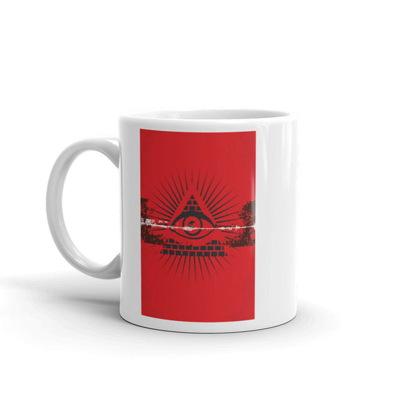All Seeing Eye High Quality 10oz Coffee Tea Mug #10777