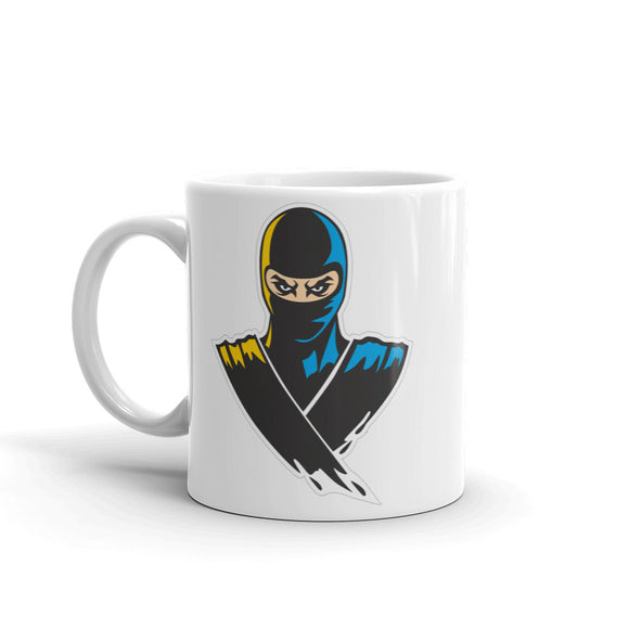 Ninja Warrior Motorbike High Quality 10oz Coffee Tea Mug #4065