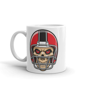 NFL Football Skull High Quality 10oz Coffee Tea Mug #4090