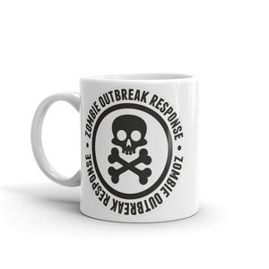 Zombie Outbreak Response High Quality 10oz Coffee Tea Mug #4106