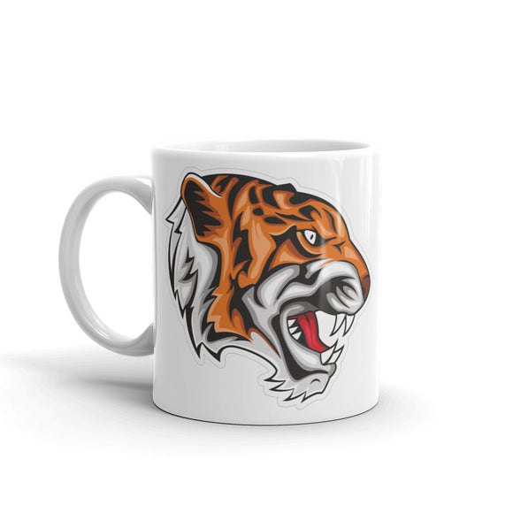 Tiger High Quality 10oz Coffee Tea Mug #4143