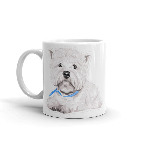 West Highland Terrier Dog High Quality 10oz Coffee Tea Mug #4166