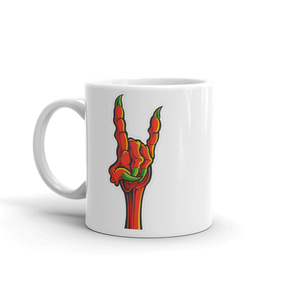 Zombie Monster Claw Hand Rock High Quality 10oz Coffee Tea Mug #4170