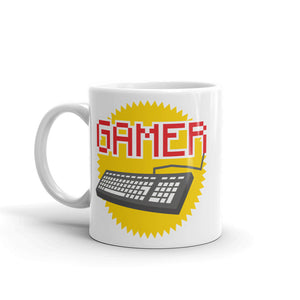 Retro Gamer High Quality 10oz Coffee Tea Mug #4199