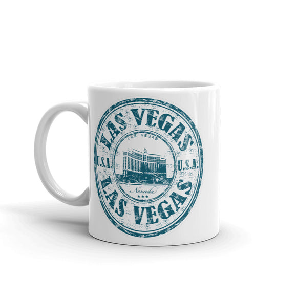 Las Vegas USA High Quality 10oz Coffee Tea Mug #4209