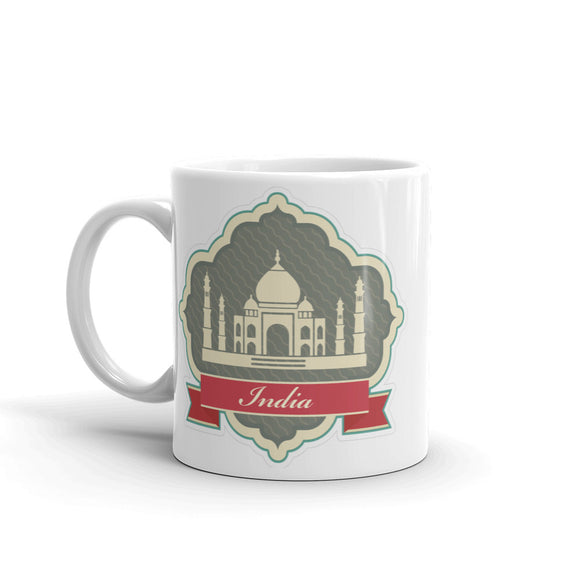 India High Quality 10oz Coffee Tea Mug #4216