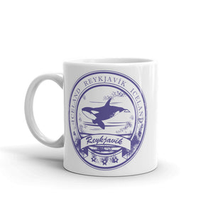 Reykjavik Iceland High Quality 10oz Coffee Tea Mug #4222