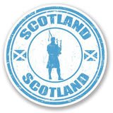 2 x Scotland Vinyl Sticker #4275
