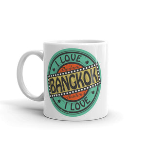 Bangkok Thailand High Quality 10oz Coffee Tea Mug #4281