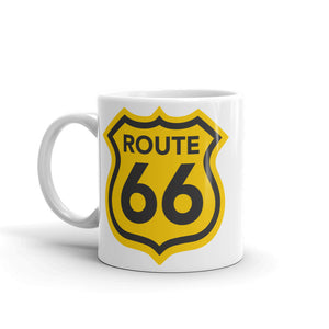 USA Route 66 High Quality 10oz Coffee Tea Mug #4291