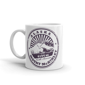 Alaska Mount McKinley High Quality 10oz Coffee Tea Mug #4303
