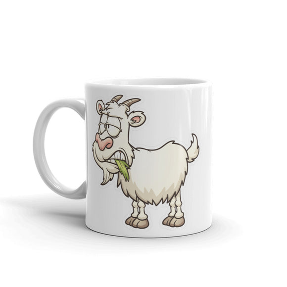 Horned Goat High Quality 10oz Coffee Tea Mug #4355