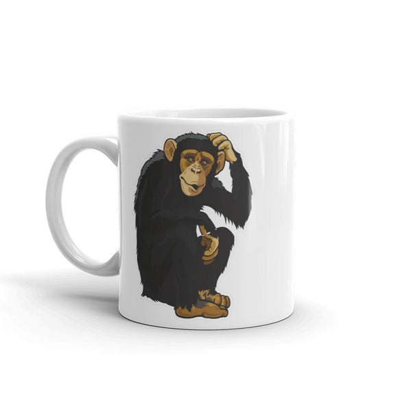 Monkey Chimp High Quality 10oz Coffee Tea Mug #4361