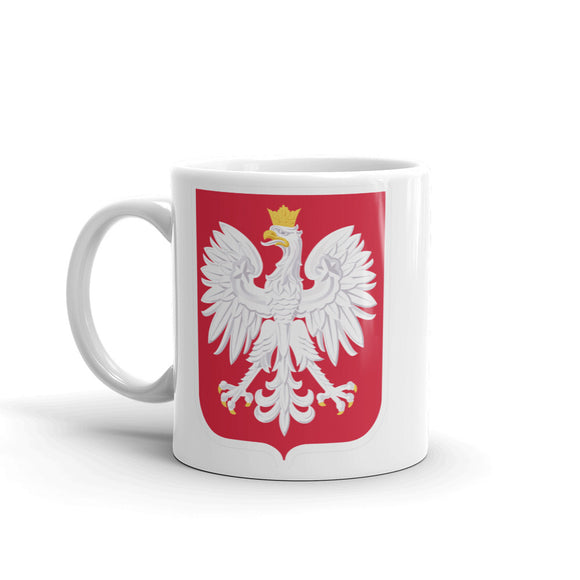 Poland Polska High Quality 10oz Coffee Tea Mug #4372