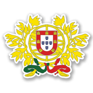 2 x Portugal Lisbon Vinyl Sticker #4374