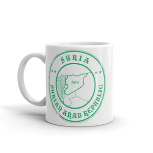 Syria High Quality 10oz Coffee Tea Mug #4387