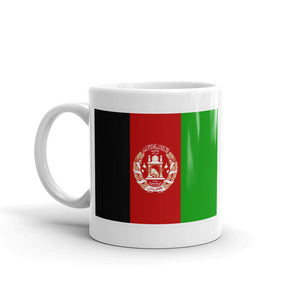 Afghanistan Flag High Quality 10oz Coffee Tea Mug #4400