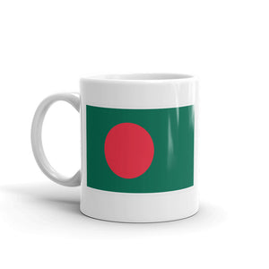 Bangladesh Flag High Quality 10oz Coffee Tea Mug #4413