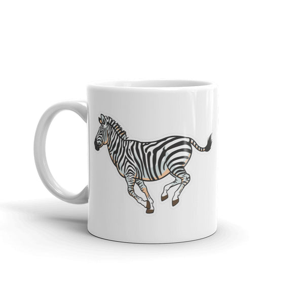 Zebra High Quality 10oz Coffee Tea Mug #4430