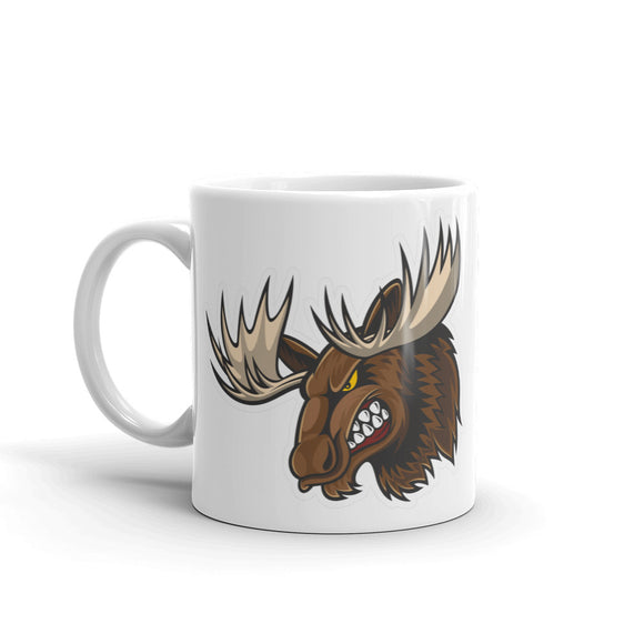 Moose High Quality 10oz Coffee Tea Mug #4457
