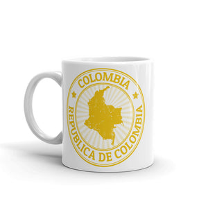 Colombia High Quality 10oz Coffee Tea Mug #4493