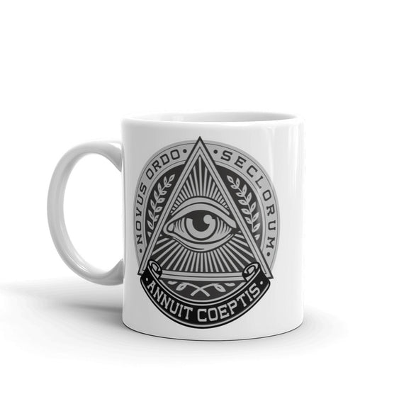 All Seeing Eye of Providence High Quality 10oz Coffee Tea Mug #4512