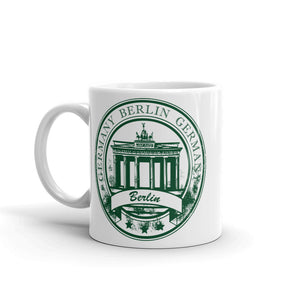 Berlin Germany High Quality 10oz Coffee Tea Mug #4522