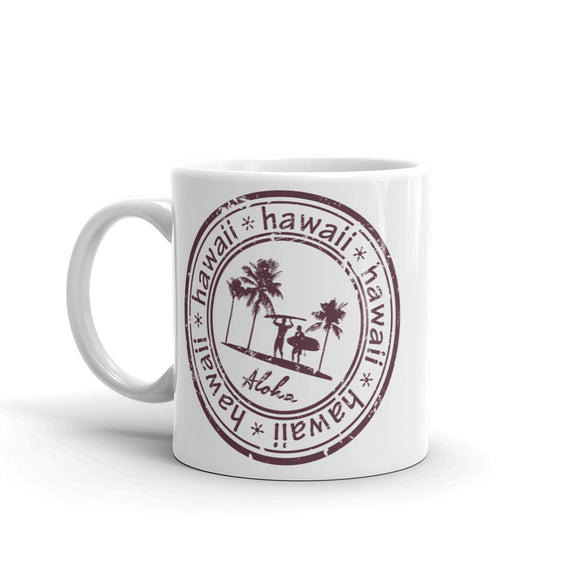 Hawaii Aloha High Quality 10oz Coffee Tea Mug #4537