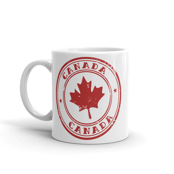 Canada High Quality 10oz Coffee Tea Mug #4539