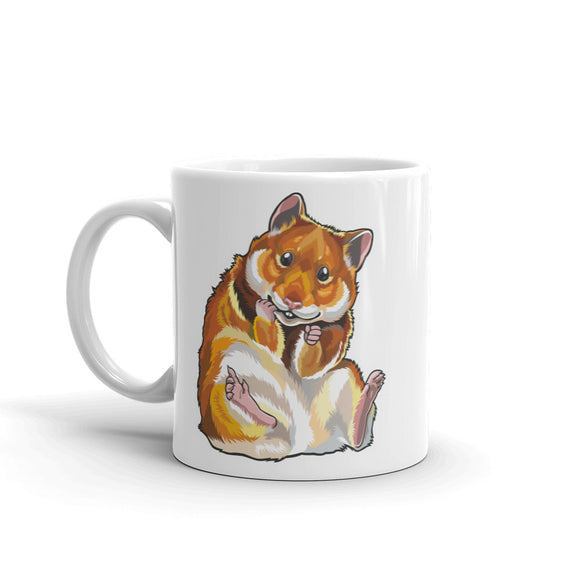 Hamster High Quality 10oz Coffee Tea Mug #4570